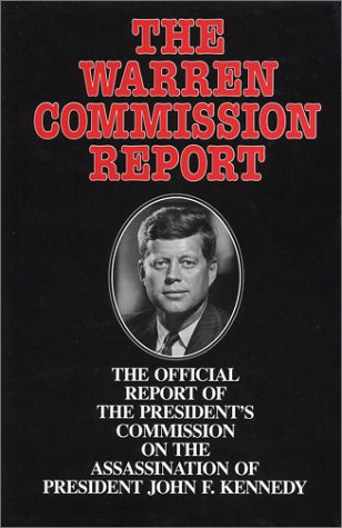 Image For WARREN COMMISSION REPORT